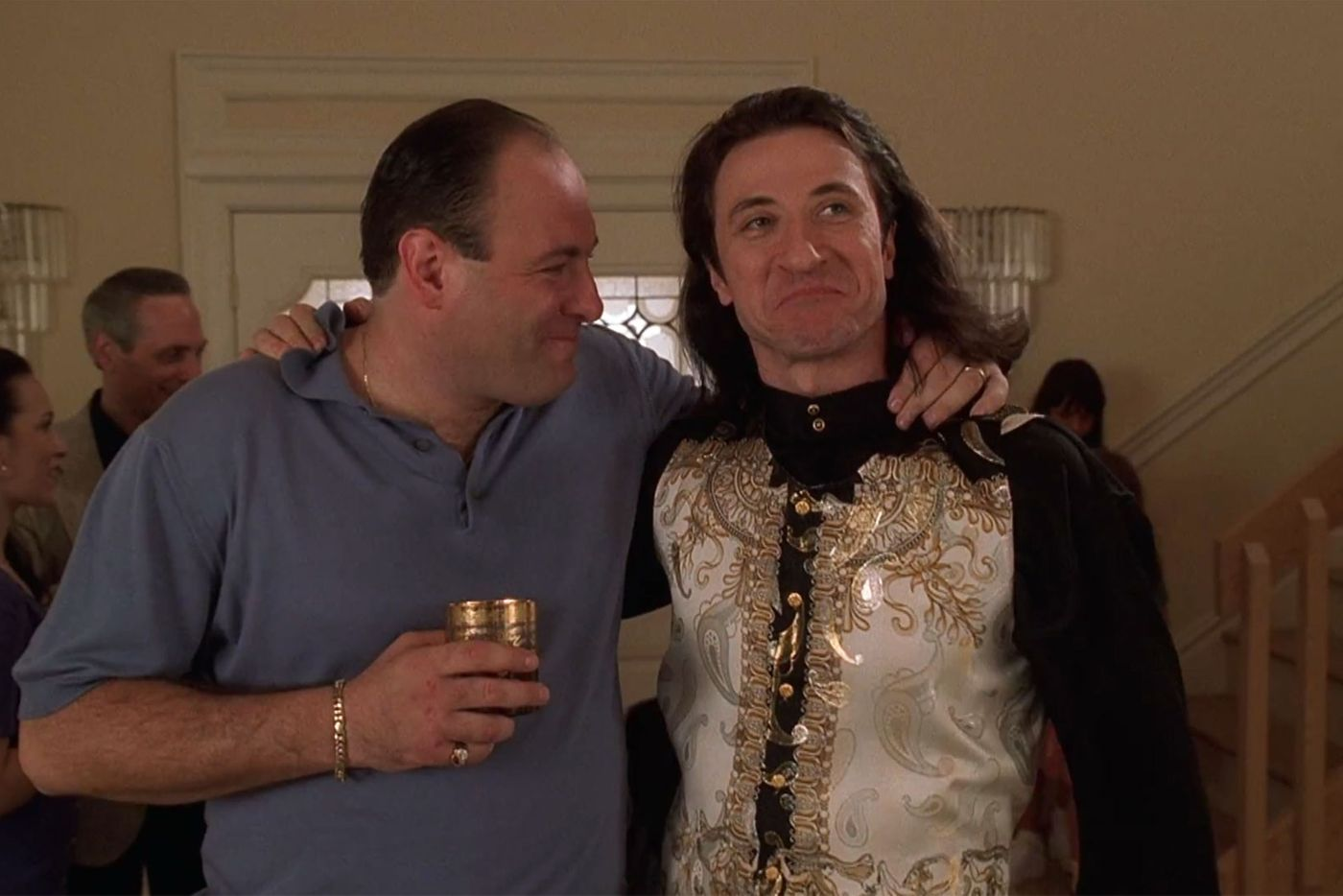 The Sopranos: Best Costumes and Style Moments