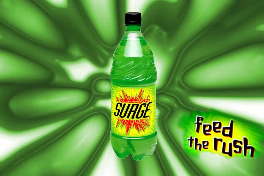 Surge The World S Most Nineties Soda Is Coming Back