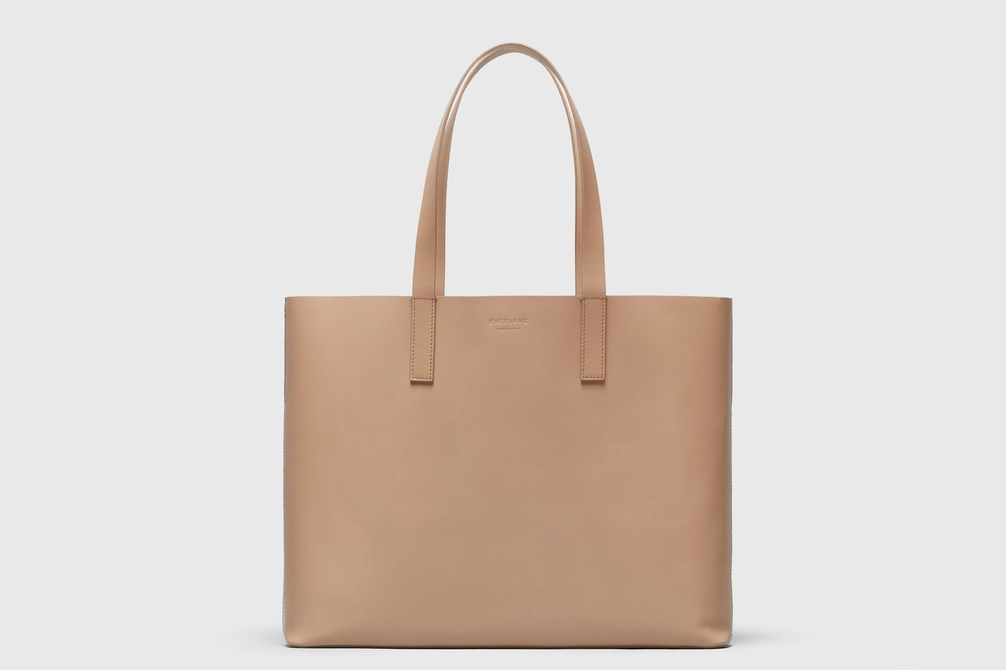 Everlane The Day Market Tote in Taupe