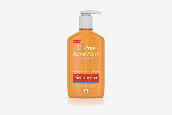 Neutrogena Oil-Free Acne Fighting Facial Cleanser with Salicylic Acid
