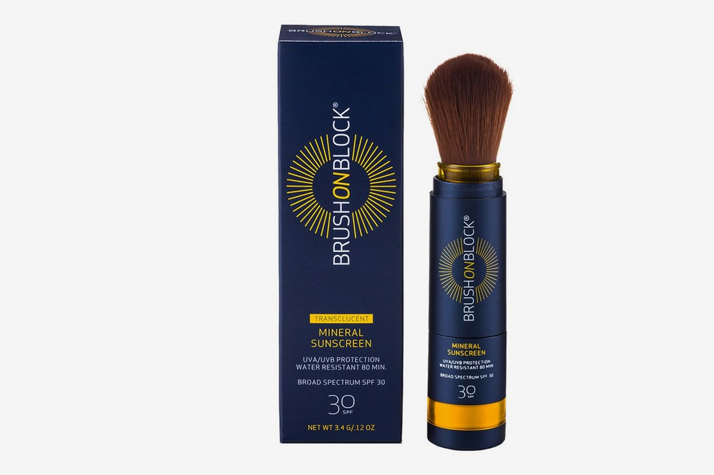 Brush on Block - Mineral Facial Sunscreen Powder