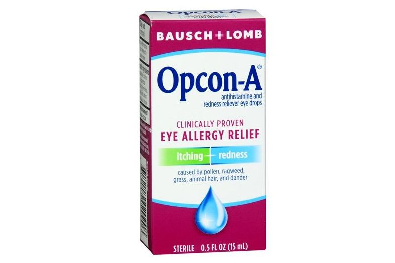 Opcon A Eye Drops For Dogs