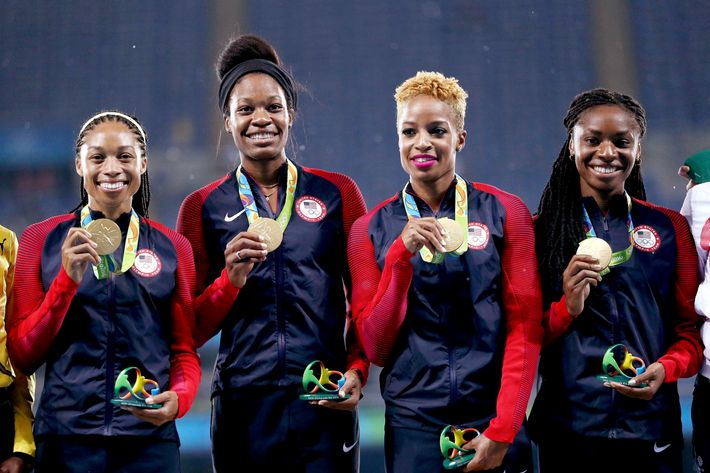American women won the Olympics.