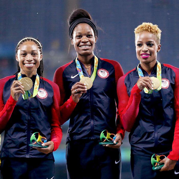 American women won the Olympics.