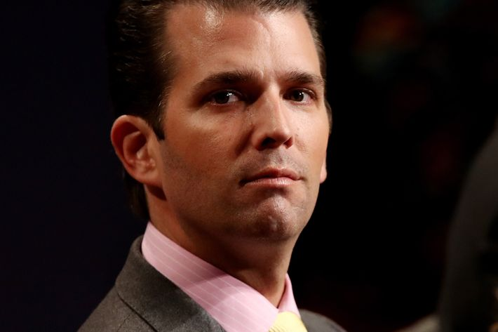 Trump Jr. Tweets Emails About Meeting With Russian Lawyer