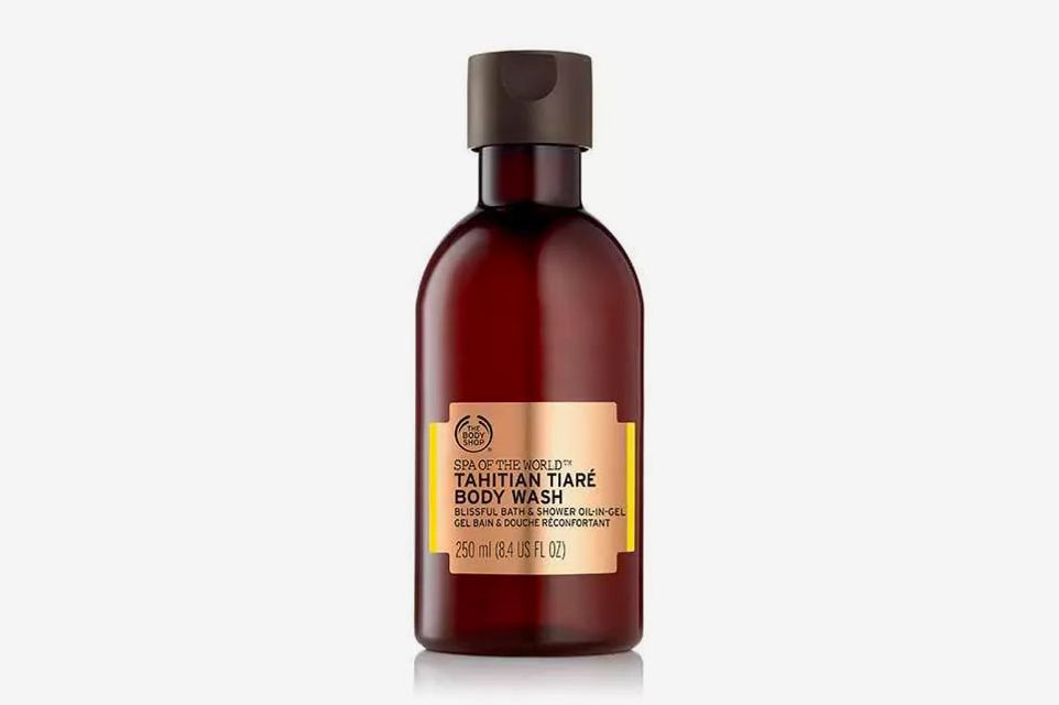 Spa of the World Tahitian Tiaré Body Wash