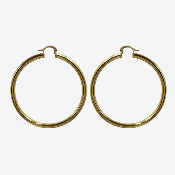 Melody Ehsani Sade Hoop Earrings