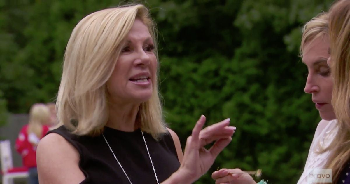 The Real Housewives of New York City Recap: Anticlamactic