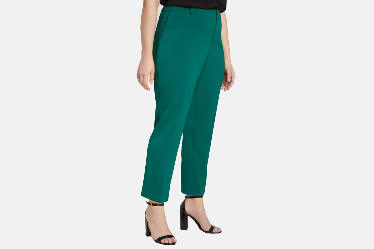 Jason Wu/ELOQUII Tapered Leg Trouser