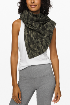 Lululemon Vinyasa Scarf Cotton