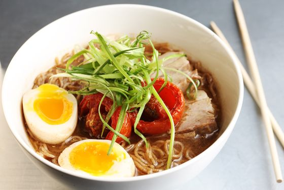 There's going to be Orkin's ramen, too.