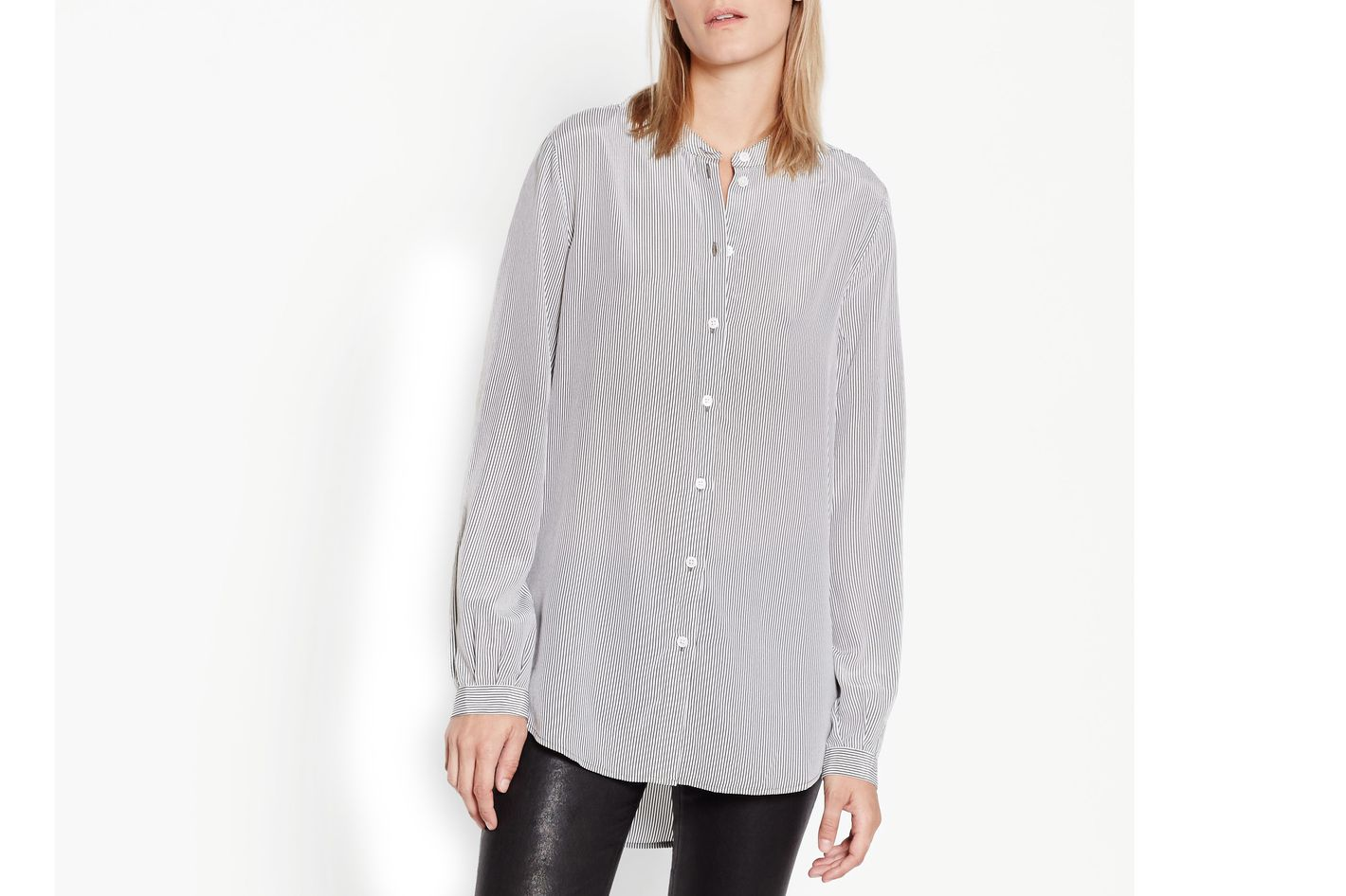 Equipment Henri Silk Shirt