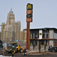 McDonald's Clarifies It's Not Selling Horse Burgers in Kazakhstan