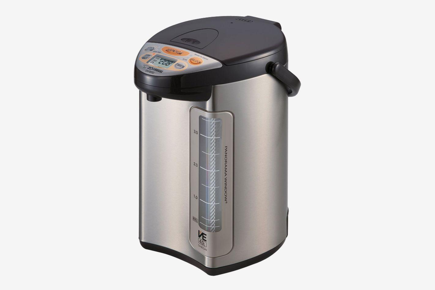 Zojirushi America Corporation CV DCC40XT VE Hybrid Water Boiler And Warmer,  4 Liter