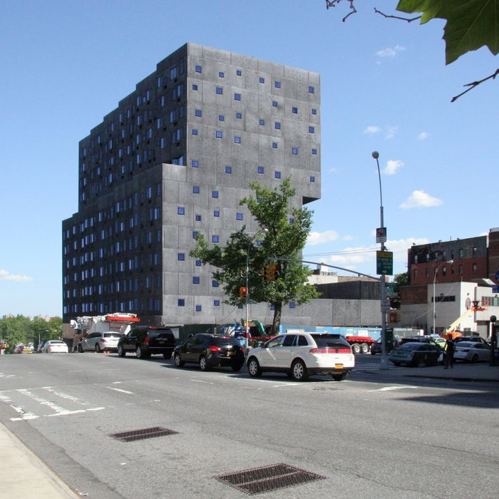 Yankee Hill Apartments: In Harlem, The Sugar Hill Complex Reimagines Affordable