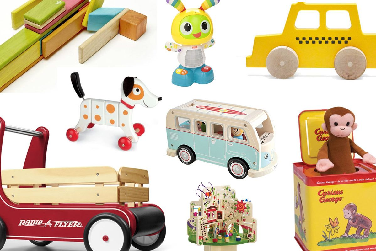 Toys And Gifts : The best toys for a year old