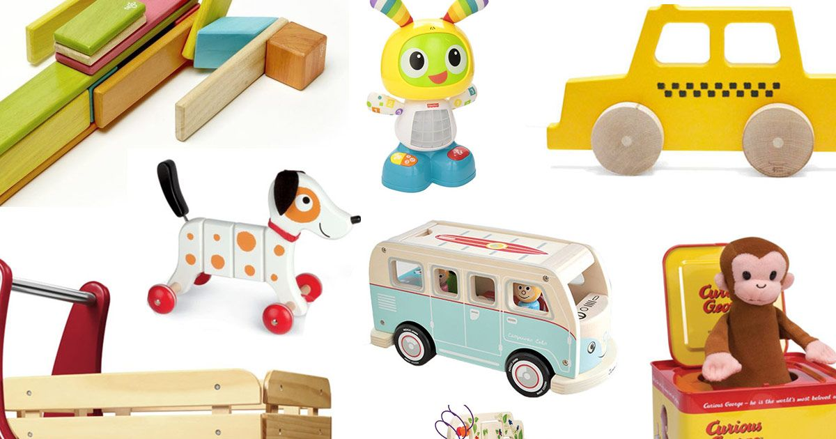 The Best Toys For A 1-Year-Old