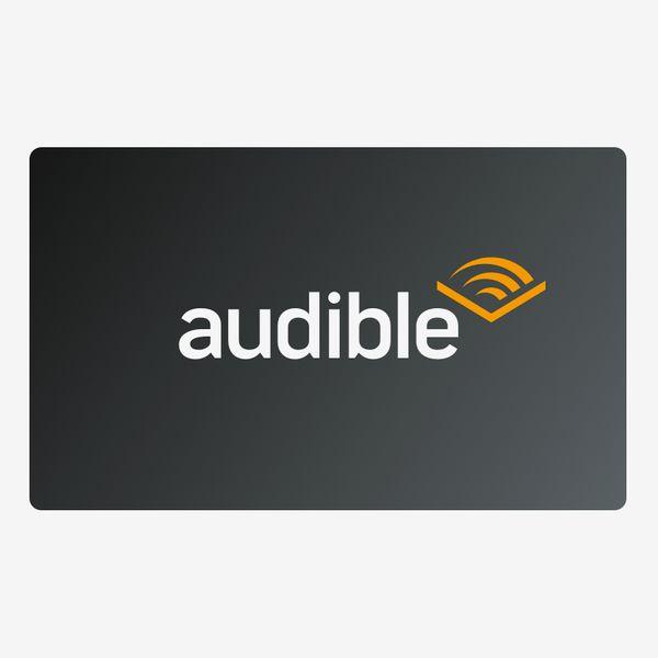 Audible 1 Month Subscription