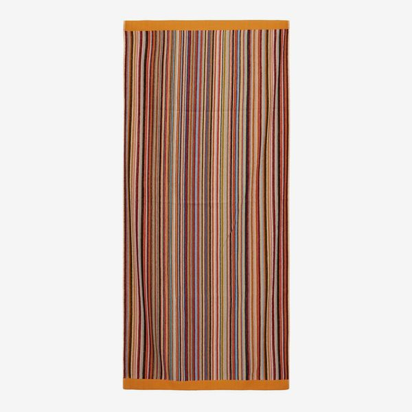 Paul Smith Signature-Stripe Beach Towel