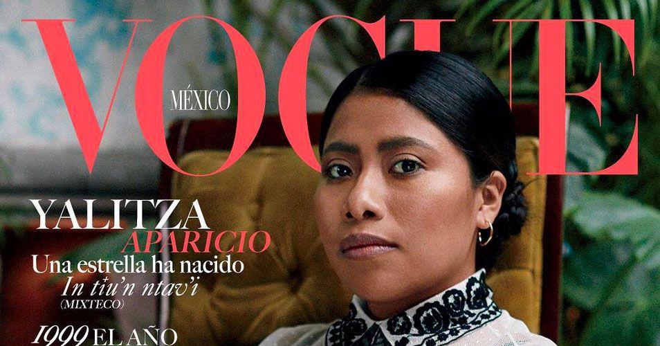 a513ed85b8 Roma Star Yalitza Aparicio Martínez Lands Vogue Mexico Cover