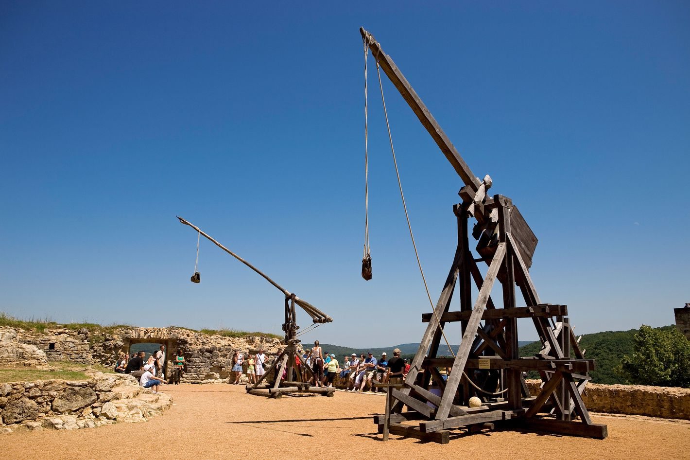 What Are Trebuchet Memes Diagram System Of The Device