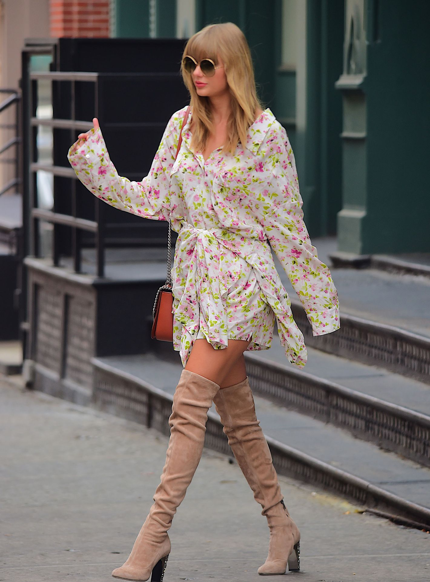 taylor son swift et son taylor style unique sont de retour à new york b7ac91