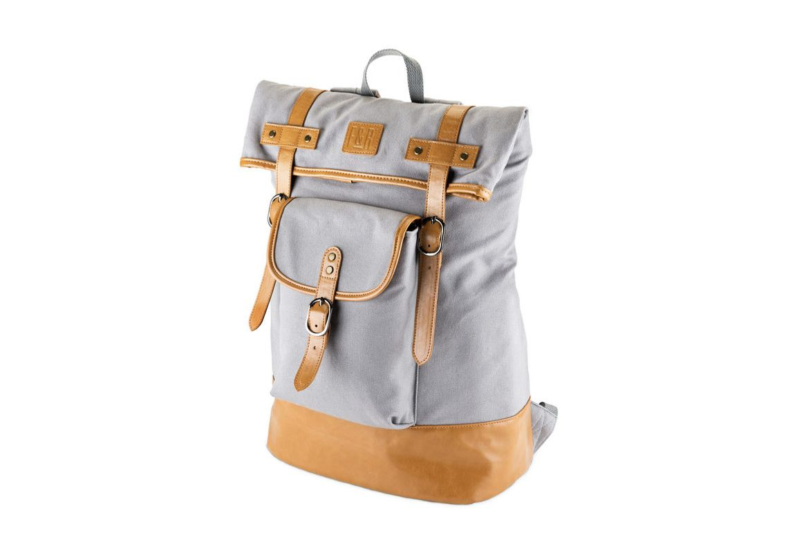 Insulated Cooler Adventure Backpack by Foster & Rye
