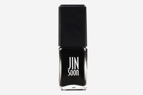 JINsoon Absolute Black Nail Polish