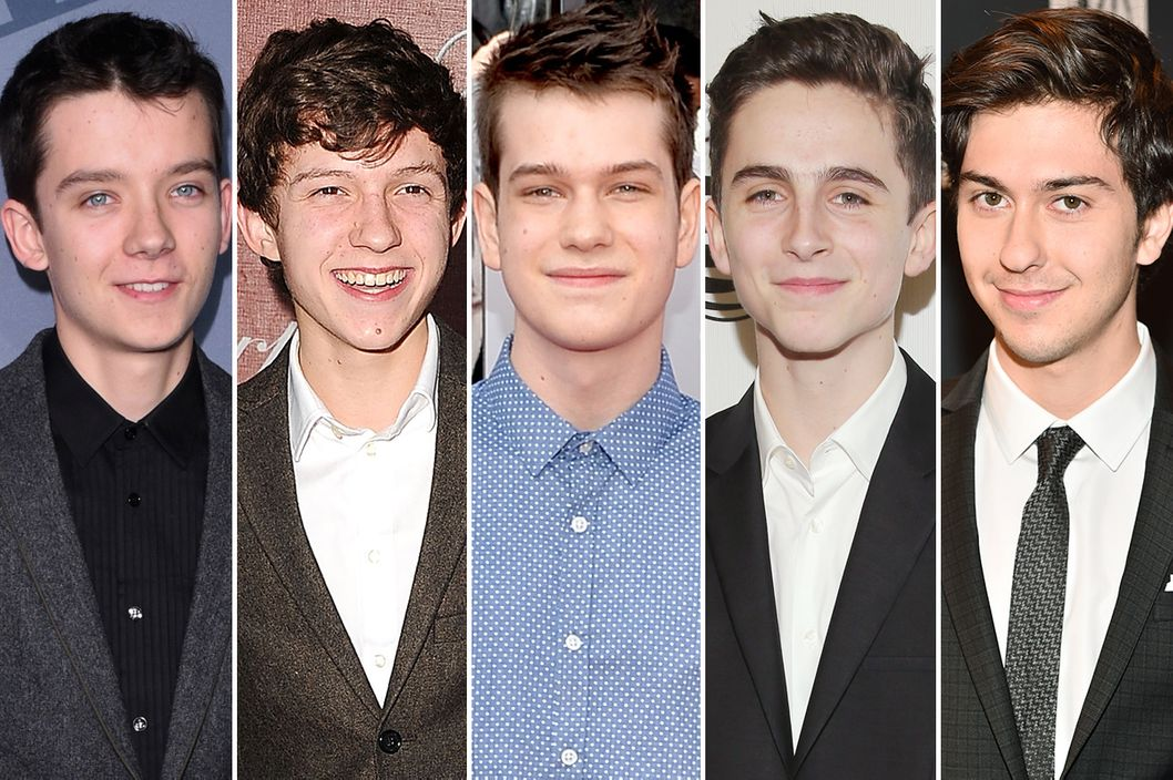 one of these guys will probably be spiderman vulture