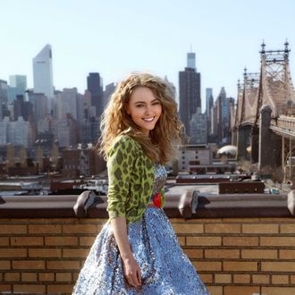 THE CARRIE DIARIES -