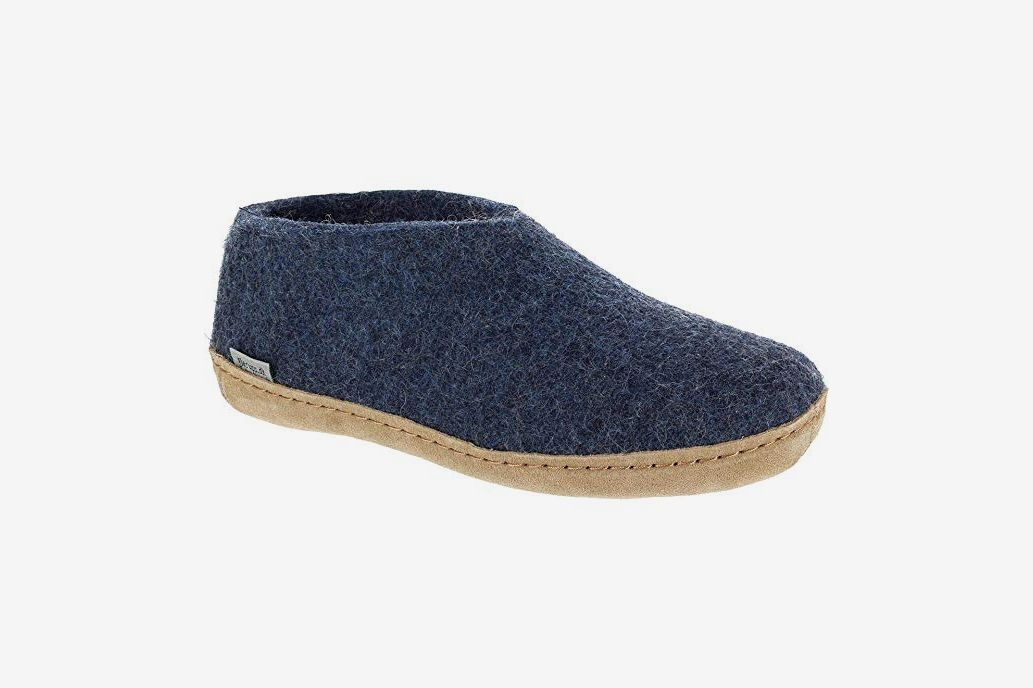 Glerups Model A Wool Slipper