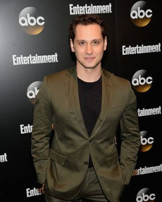 NEW YORK, NY - MAY 13: Actor Matt McGorry attends the Entertainment Weekly & ABC Upfronts Party at Toro on May 13, 2014 in New York City. (Photo by Jamie McCarthy/Getty Images for Entertainment Weekly)