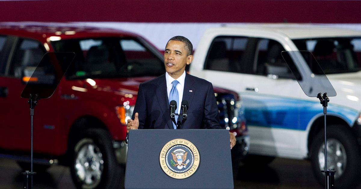 Obama Auto Standards May Survive Because Trump Staff Can't Do Math
