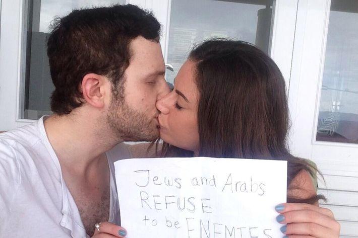 Jewish women dating arab men