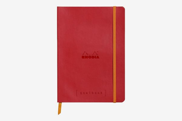 Rhodia Goalbook — Dot Grid 224 Numbered pages