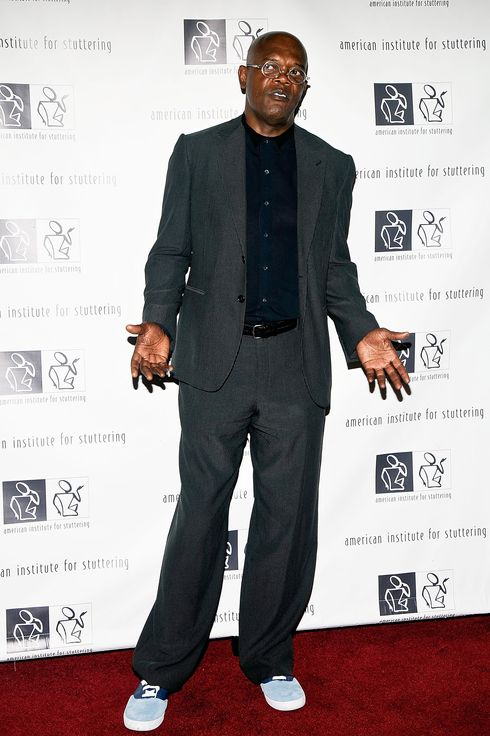 "Samuel L. Jackson attends the 7th Annual ""Freeing Voices, Changing Lives"" Benefit Gala at Tribeca Rooftop on June 3, 2013 in New York City."