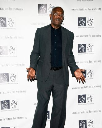 Samuel L. Jackson attends the 7th Annual