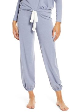 Eberjey Crop Knit Lounge Pants
