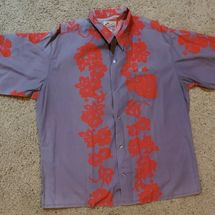 Ralph Lauren Polo Jeans Co Hawaiian Shirt