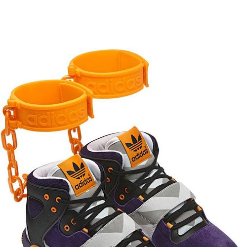 Adidas Shoes With Shackles For Sale