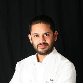 Adara chef-owner Tre Ghoshal.