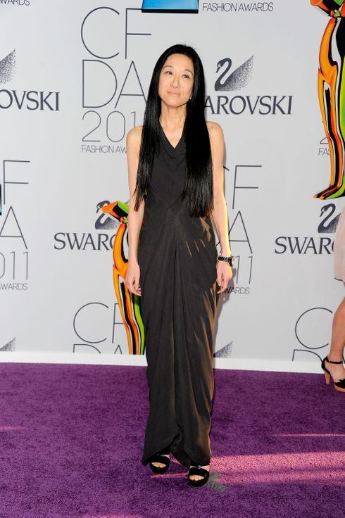 NEW YORK, NY - JUNE 06: Designer Vera Wang attends the 2011 CFDA Fashion Awards at Alice Tully Hall, Lincoln Center on June 6, 2011 in New York City.  (Photo by Andrew H. Walker/Getty Images)