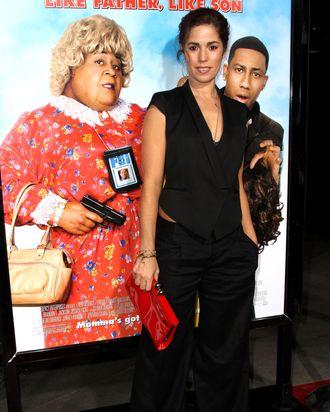 Actress Ana Ortiz arrives at the Screening Of 20th Century Fox & New Regency