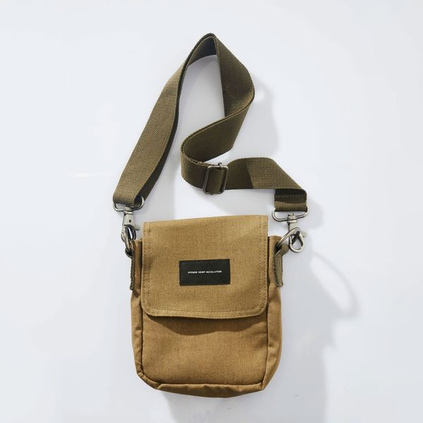 Afends Suppression Hemp Pouch Bag