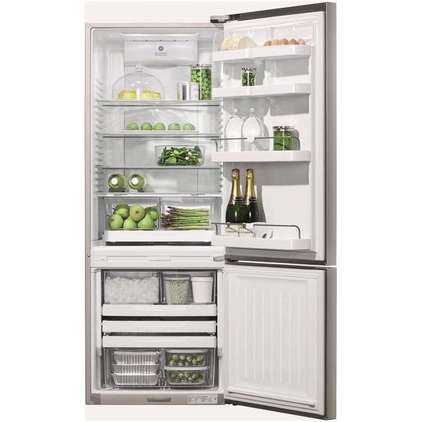 Fisher & Paykel Counter-depth Bottom-Freezer Refrigerator with Ice Maker