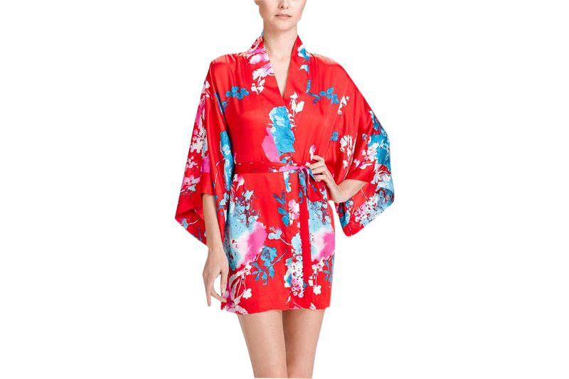 Natori Chianti Kimono