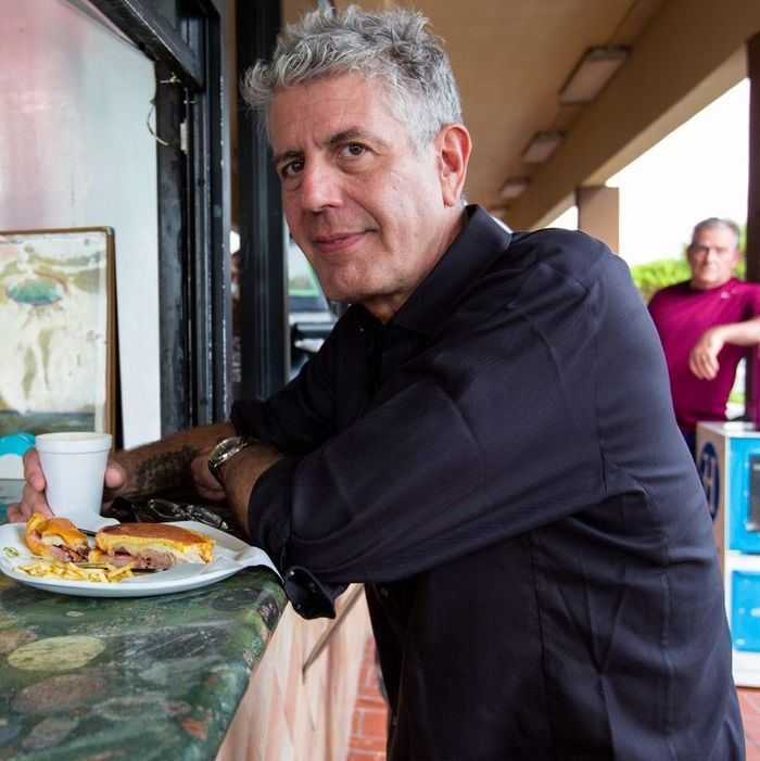 This is your chance to ask Bourdain your most important question.