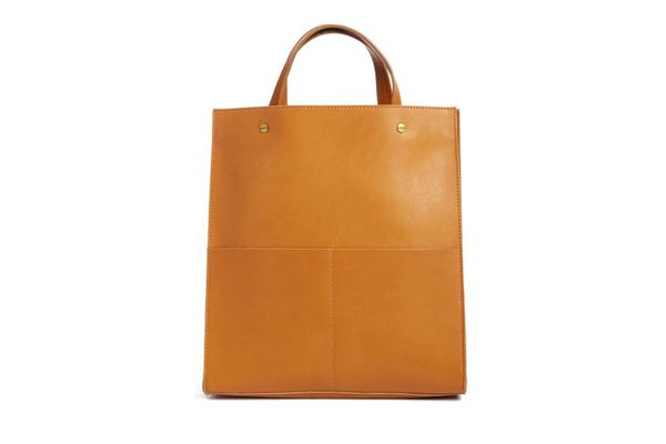 Madewell The Passenger Convertible Leather Tote