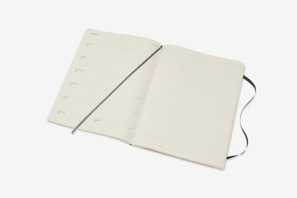 Moleskine 12-Month Weekly Planner, Extra Large