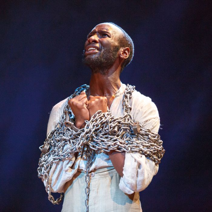 Nat Turner in JerusalemNYTW